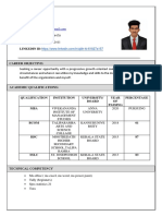 ajith resume pinclik