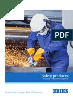 ERIKS PPE Safety Catalog