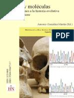 Fosiles y Moleculas - Antonio Gonzales Martin.pdf