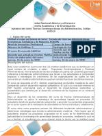 Syllabus del Teorías Contemporáneas de Administración