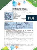 Guía de actividades y rúbrica de evaluación-Etapa 1-Revisión de Presaberes