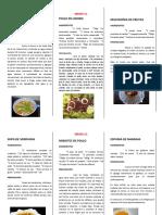 Menús de Ciencias1 Biologia