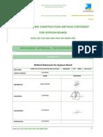 Method Statement Gypsum Boards_R05.docx