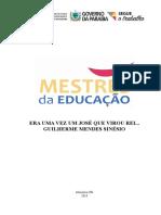 MODELO DO PROJETO - PREMIO MESTRES DA EDUCACAO 2019