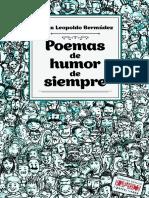 Poemas de Humor de Siempre