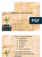 Disaster Assessment