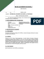 Formato Informe Accidente scayler