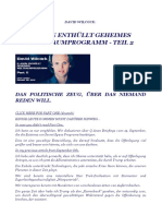 164 DAVID WILCOCK - Q ANON ENTHÜLLT - TEIL 2