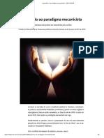 Oposição ao paradigma mecanicista - DM.COM.BR