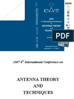 60 years OF ELECTRICALLY SMALL ANTENNAS THEORY