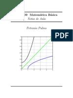 Matemática básica - Cap01MA109