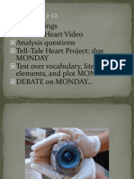 Z_unit onehorrortell tale heartThe Tell-Tale Heart Literary Terms and Vocabulary
