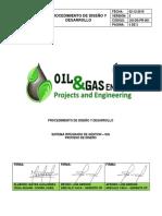 OG-DS-PR-001 PROCEDIMEINTO DISEÑO Y DESARROLLO V3