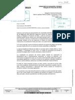 COMUNICACIÓN DELEGADO DE PROTECCIÓN DE DATOS