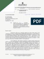 WV PSC Case No 10 1824 E CS PC AES Laurel Mountain Waiver