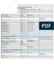 Sample Data Migration Plan