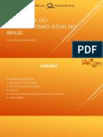 PANORAMA DO PROTESTANTISMO ATUAL - 2