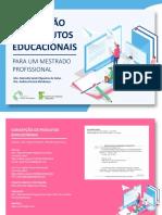 ebook PRODUTO EDUCACIONAL