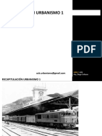 Urbanismo 2 - Clase 1