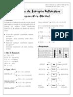 gasometria resumo