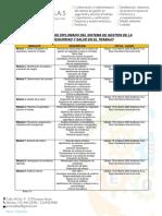 METODOLOGIA DIPLOMADO DE SST