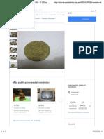 Monedas De Sol Del Perú Antiguas De 1943 A 1965 - S