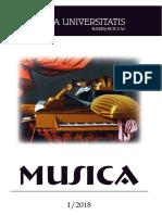 Studia Musica 2018 A