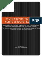 COMPILACION DE CRITERIOS DE DERECHO REGISTRAL.pdf