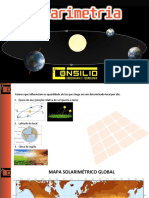 Curso solarimetria