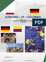 ALEMANIA – vs – Colombia