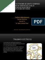 Traumas eléctricos
