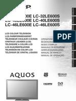 LC32LE600E837