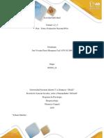 Post – Tarea. Evaluación Nacional POA