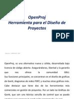 Manual de Openproj