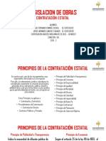 LEGISLACION DE OBRAS