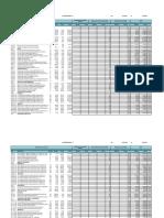 Model de Valorización de obra - ARQ 1