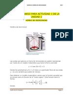 ACTIVIDAD HORNO DE MICROONDAS