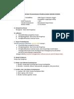 contoh rpp mono dan integrasi LH