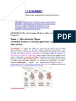 Apunte Microbiologia