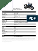 Model Specs PDF