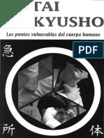 Jintai Kyusho-Los Puntos Vulnerables Del Cuerpo Humano