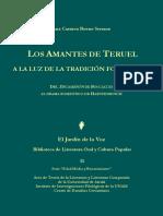 Los amantes de Teruel-Ana C. Bueno