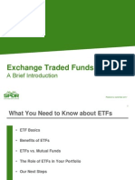 The Role of ETFs in Your Portfolio