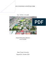 SOIL STUDY OF MUNDO AVENTURA PARK