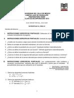 Guía 3er Parcial a IV