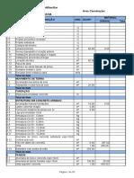 Modelo Planilha Analitic
