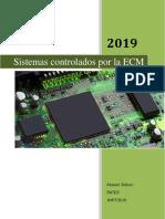 Módulo de Control Electrónico-Manuel