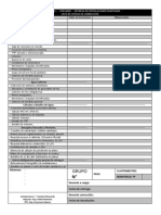 1 Lista de cotejo de corrección Sanitaria
