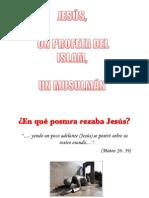 Jesús un profeta del Islam, un musulmán