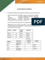 contabilidad taller #5